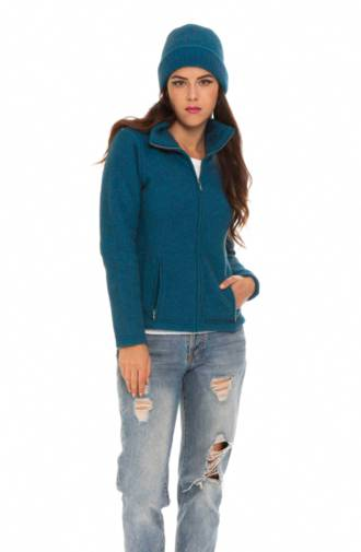 KO478 Shaped Zip Jacket
