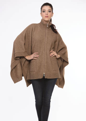 KO794 Laced cape