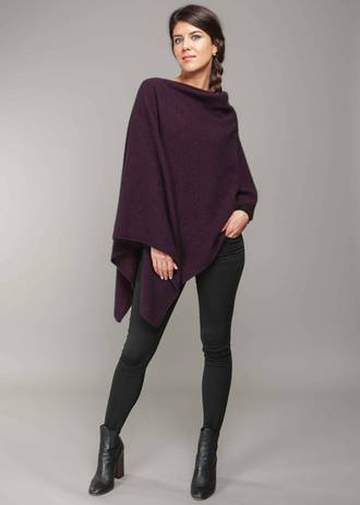 KO798 Two way poncho