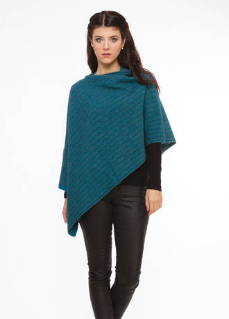 TR1011 plated poncho