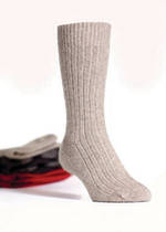 KO71 Ribbed socks