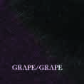 Fur trim swatch grape grape edit