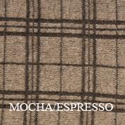 KO83 Swatch mocha espresso tartan koru website